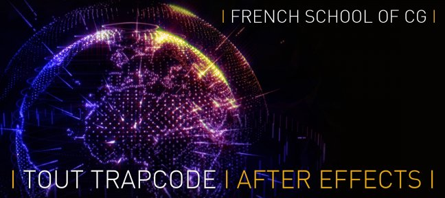 Tout Trapcode pour After Effects