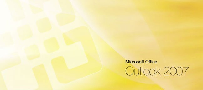 Tuto Formation OUTLOOK 2007 Outlook