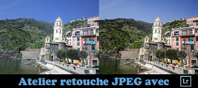 Atelier photo lightroom 5: retoucher un JPEG surexposé