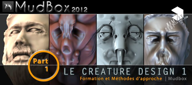 Mudbox : Creature Design 1
