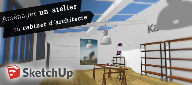 Tuto sketchup d coration d 39 int rieur avec sketchup 2014 for Programme amenagement interieur