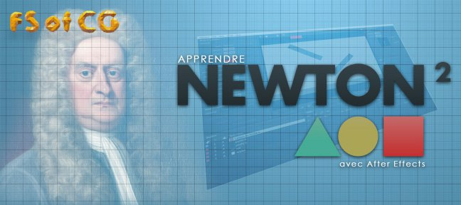 Tuto Apprendre Newton 2 pour After Effects After Effects