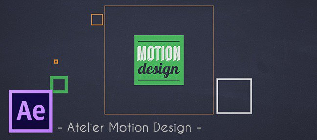 tuto atelier motion design avec after effects cc sur tuto com