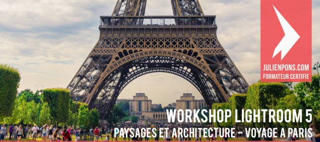 Workshop Lightroom 5 - Paysage et architecture
