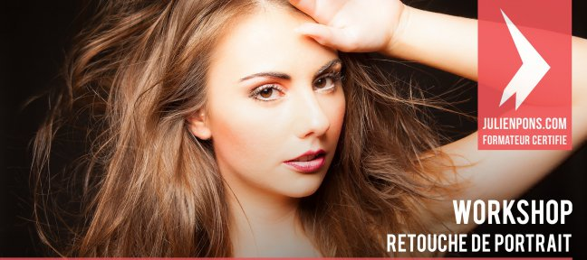 Tuto Workshop - Retouche de portrait Photoshop