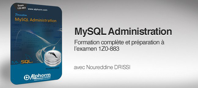 Formation MySQL Administration