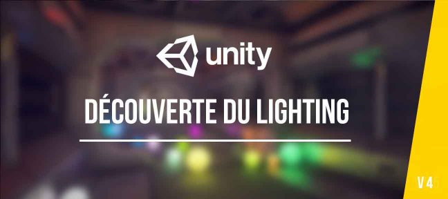 Apprentissage du Lightmapping sous Unity3D