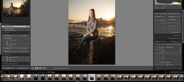 Tuto Lightroom 5 pour les Photographes en herbes Lightroom