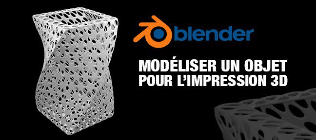 tuto mod liser un objet pour l 39 impression 3d sous blender avec blender 2 7 sur. Black Bedroom Furniture Sets. Home Design Ideas