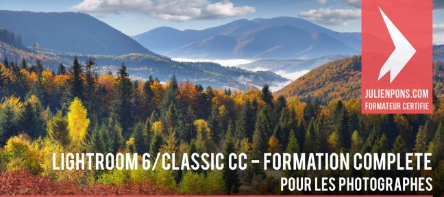 Tuto Formation Lightroom 6 / CC pour les photographes Lightroom