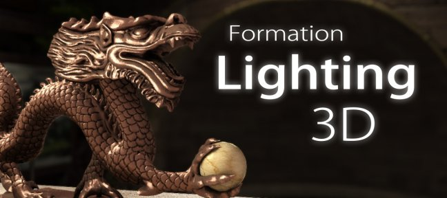 Formation au Lighting 3D