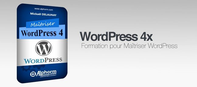 Tuto Formation WordPress 4.1 WordPress