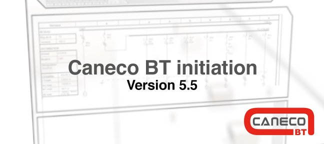 Formation Caneco BT Initiation