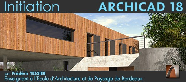 Formation ARCHICAD 18 - Initiation