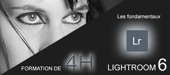 Les fondamentaux de Lightroom 6