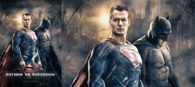 Gratuit : Créer un compositing Photoshop d'affiche Batman V Superman
