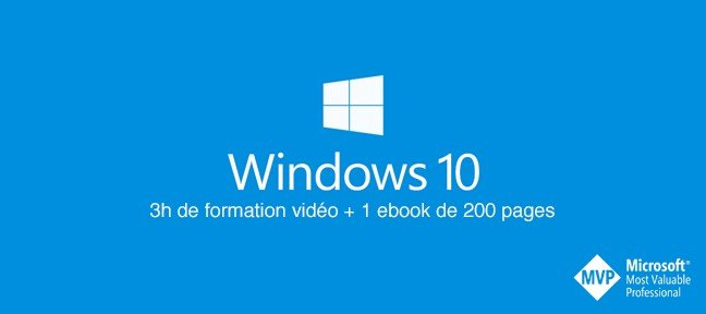Formation Windows 10