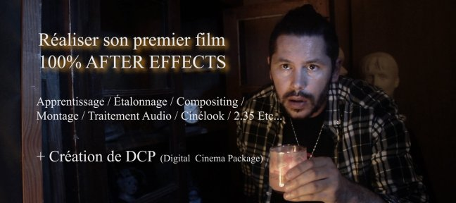 Tuto Réaliser son premier film 100% After Effects After Effects