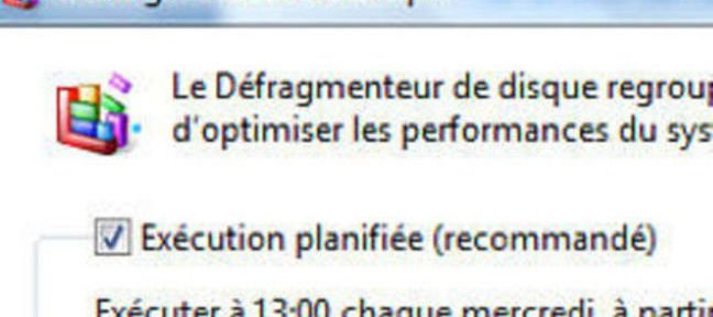 Tuto Optimisez les performances Windows
