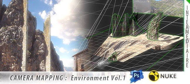 CAMERA MAPPING - Environment - Vol.01