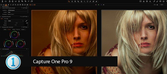 Formation Capture One Pro 9