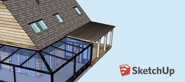 Tuto simuler la r novation d 39 une maison en 3d sous for Simulation renovation maison