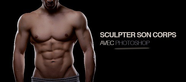 Tuto Sculpter un corps de façon naturelle sur Photoshop Photoshop