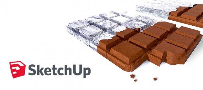 tuto mod lisation sketchup page 3. Black Bedroom Furniture Sets. Home Design Ideas