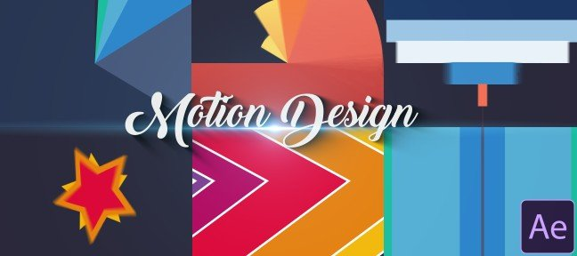 Tuto 6 transitions en motion design After Effects