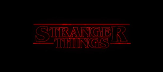 Tuto Gratuit : Recréer l'intro de Stranger Things After Effects
