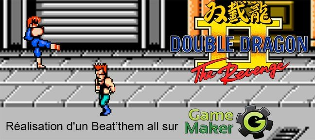 Tuto Réalisation d'un Beat them all sur Game Maker Game Maker