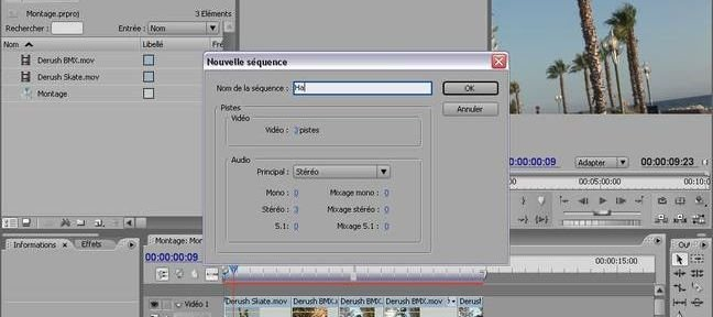 Tuto After Effects et Photoshop Premiere