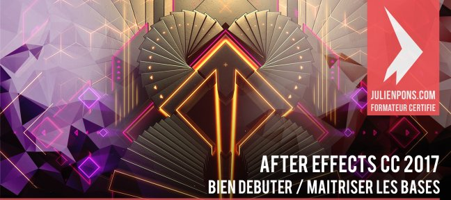 Tuto Bien débuter avec After Effects CC 2017 After Effects