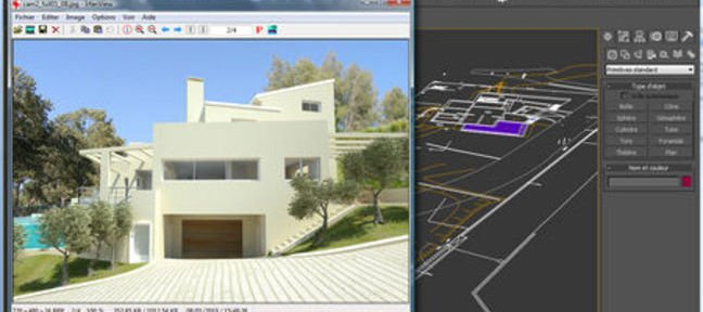 Tuto import dwg / max : methode simple et efficace 3ds Max