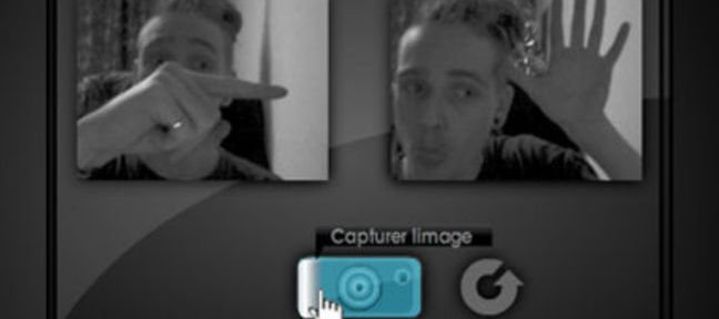 widget capture webcam