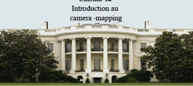 Introduction au Camera Mapping
