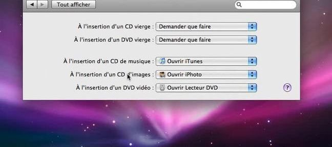 CD et DVD - Son - QuickTime