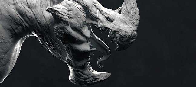 Tuto Fuze 08 - Introduction à ZBrush ZBrush