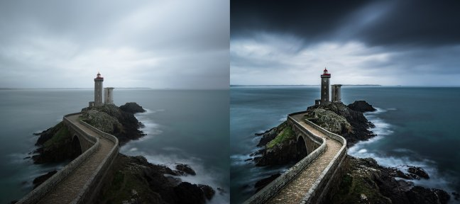 Tuto Transformer un photo terne avec Lightroom Lightroom