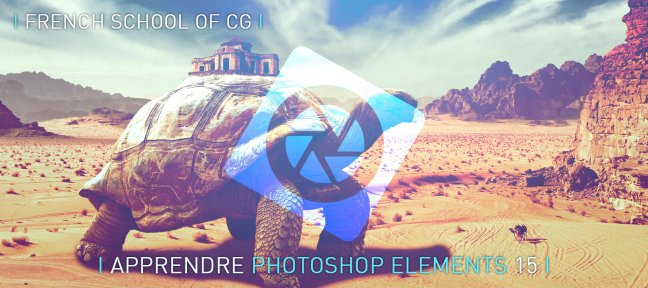 Apprendre Photoshop Elements 15