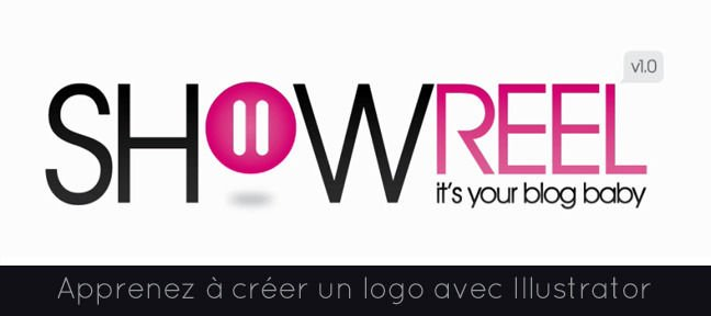 creer un logo simple