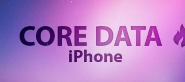 Core Data : la base de données par Apple