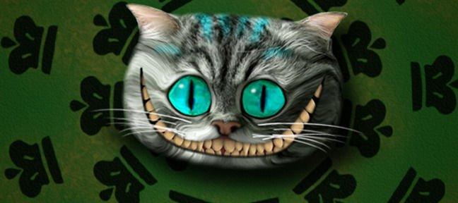 tuto le chat d 39 alice au pays des merveilles avec photoshop cs4 sur. Black Bedroom Furniture Sets. Home Design Ideas