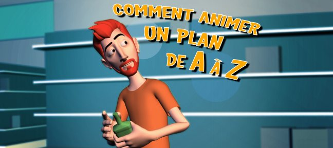 Tuto Comment animer un personnage 3D Maya