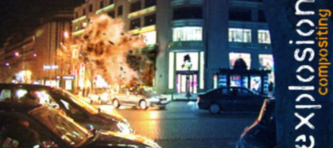 Tuto Explosion dans la rue After Effects