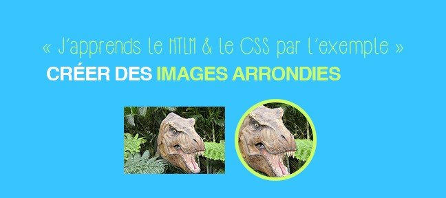 Tuto Comment arrondir facilement des images en CSS CSS