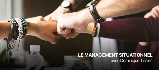 Tuto Le management situationnel : gérer la diversité – Dominique Tissier Management
