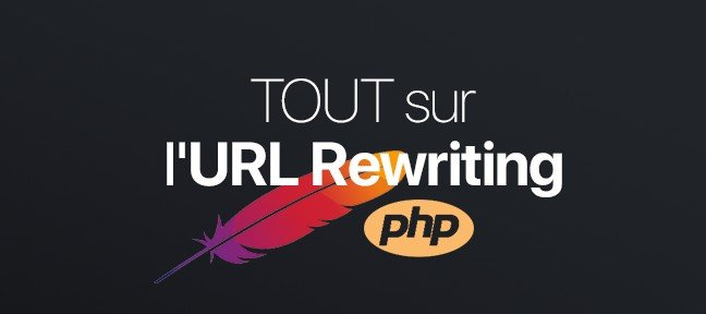 L'URL Rewriting de A à Z