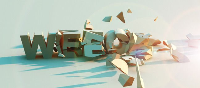 Tuto Destruction Typographique Cinema 4D