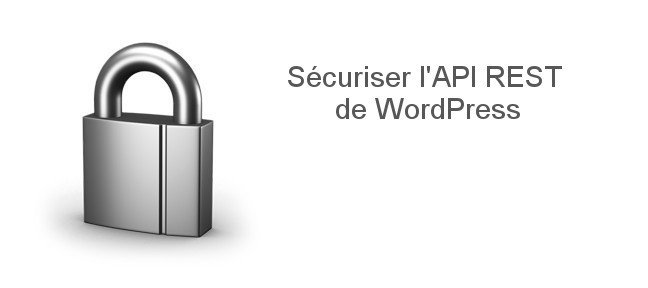 Tuto Gratuit : Sécuriser l'API REST de WordPress avec un plugin WordPress